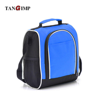 TANGIMP 7L Portable Insulated Lunch Bags Oxford Thermal Lunchbox Food Picnic Bag Cooler Tote For Men