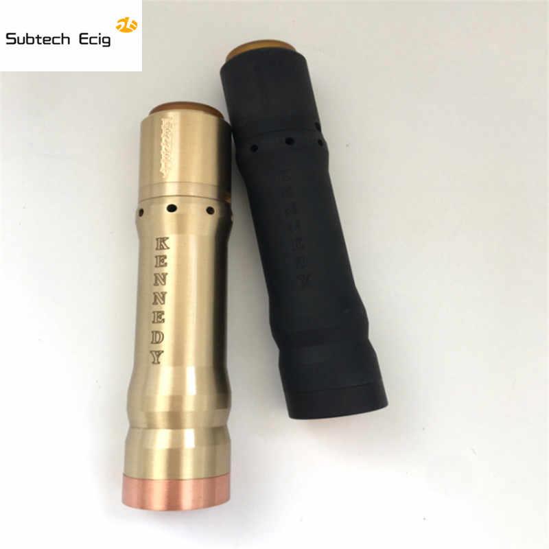 2018 Newest Kennedy Vindicator mod kit 18650 20700 21700 Battery 510 thread Mech Mod Mechanical Mod vape mod free shipping
