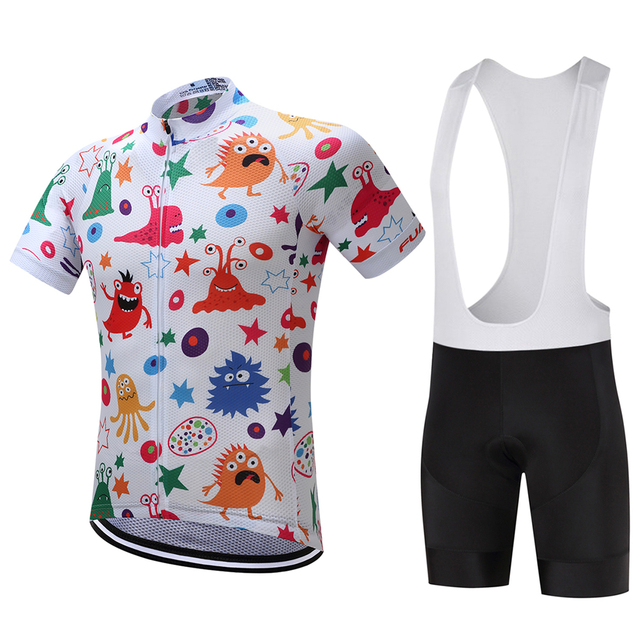 9dcdfa8f1 FUALRNY Man Summer Short Sleeve Breathable Cycling Jersey set Mountain  Bicycle Wear Quick-Dry Racing Bike Clothing Ropa Ciclismo