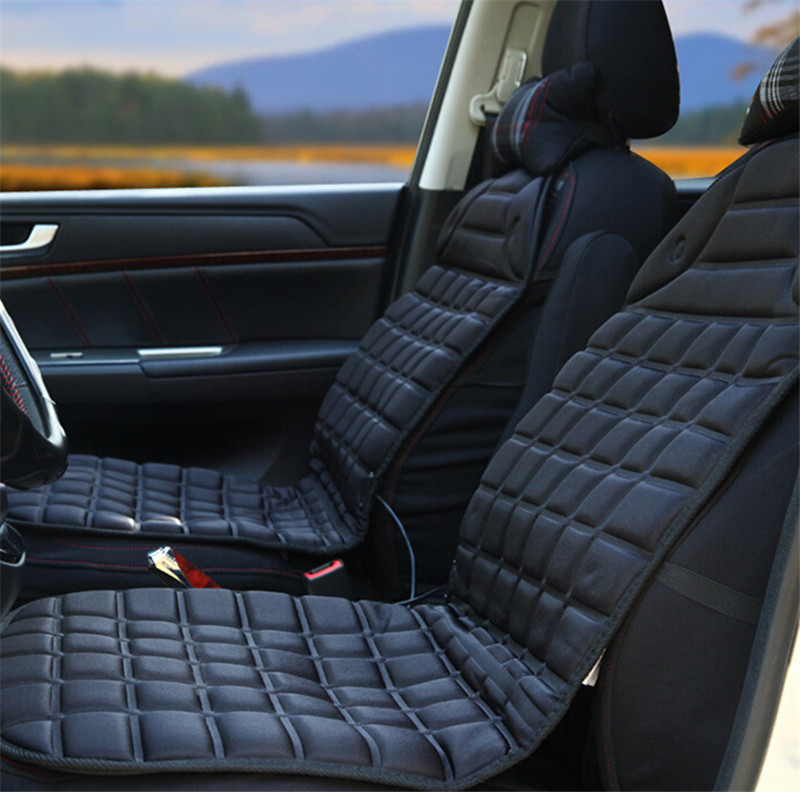 DT01-1,DC12,single seat and switch,warm cushion,electric heated car cushion,auto supply Car MAT,winter heating seat cushion