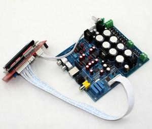Image 4 - YENI DAC dekoder kurulu PCM1794 + AK4118 Softwave kontrol DAC dekoder hiçbir USB Kızı Kartı