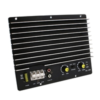 1200W Car Audio Power Amplifier Subwoofer Power Amplifier Board Audio Diy Amplifier Board Car Player Kl 180