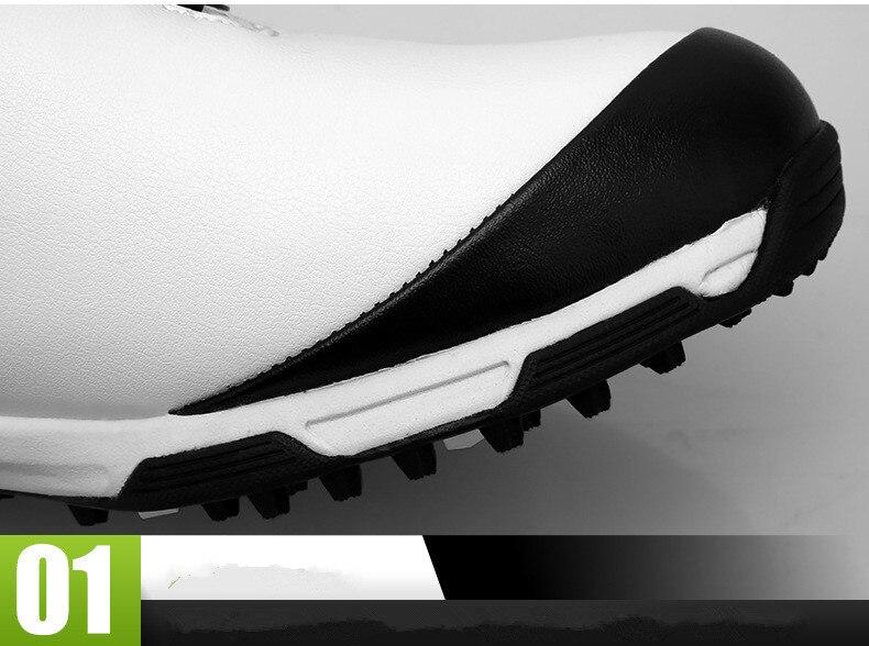 2019 Sapatos De Golfe Homens Sapatos À