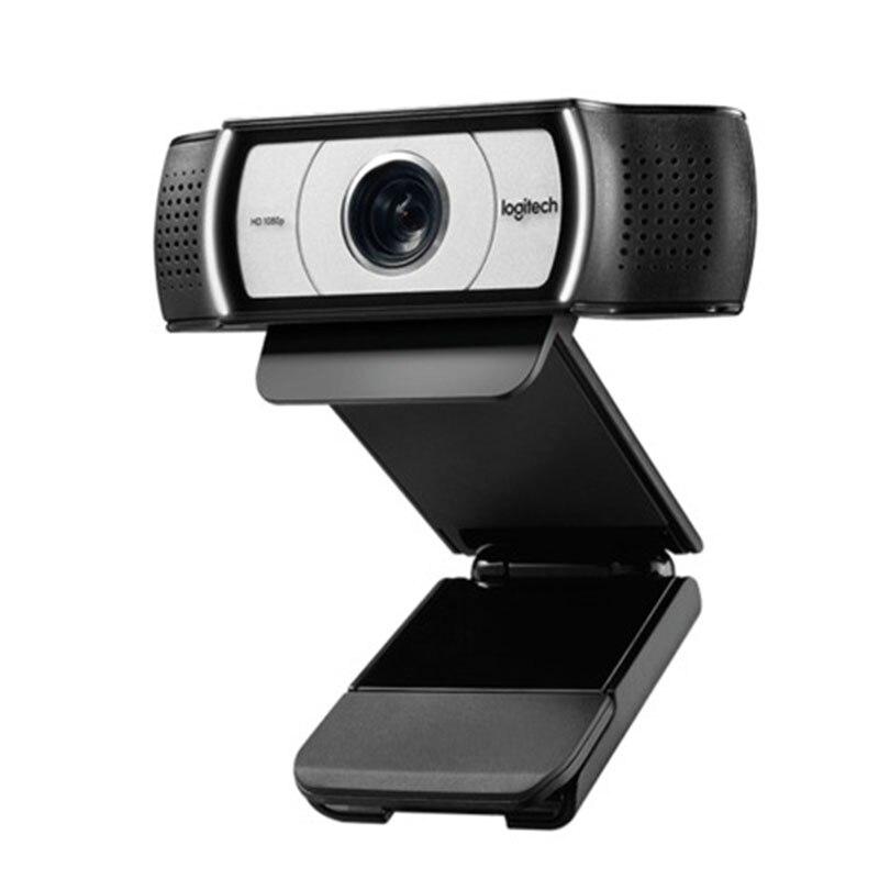 New Genuine 100% Logitech Webcam C930E 15MP FHD Camera 1920*1080P HD Webcam DDP ASOS Wecamera 100% genuine 100% logitech webcam c930e carl zeiss hd webcam ddp asos with retail package