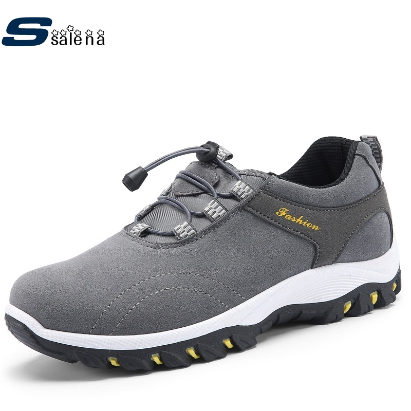 Men Casual Shoes Soft Footwear Classic Men Oxford Leather Shoes Flats Light Brand Trail Shoes AA30077 male casual shoes soft footwear classic men working shoes flats good quality outdoor walking shoes aa20135