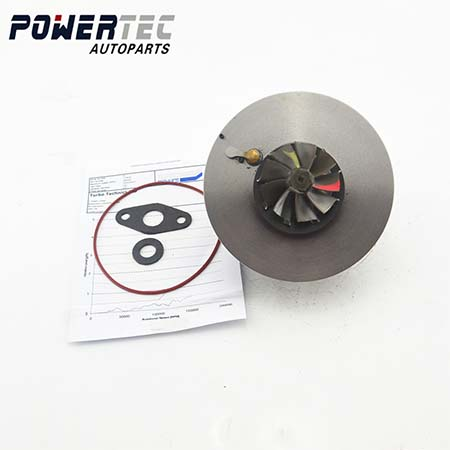 Turbo core replace GT1849V 717625 860050 cartridge 705204 chra for Saab 9 3 I 9 5