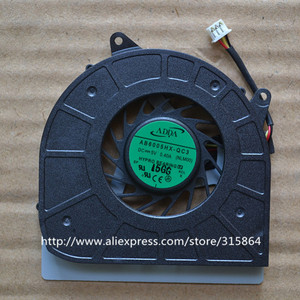 New laptop cpu cooling fan for