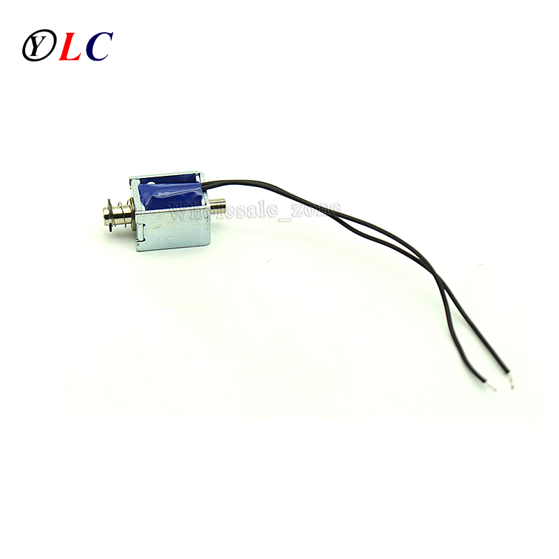 3v 12v Dc Micro Coin Solenoid Electromagnet Frame Suction Push & Pull Dc Miniture Electromagnet Mini Solenoid Electromagnet Tool Parts