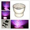Romântico LED Projector Lamp Night Light Multicolor Céu Cosmos Aurora Com Mini Speaker Kid Favorita Do Presente Do Feriado de Luzes Coloridas