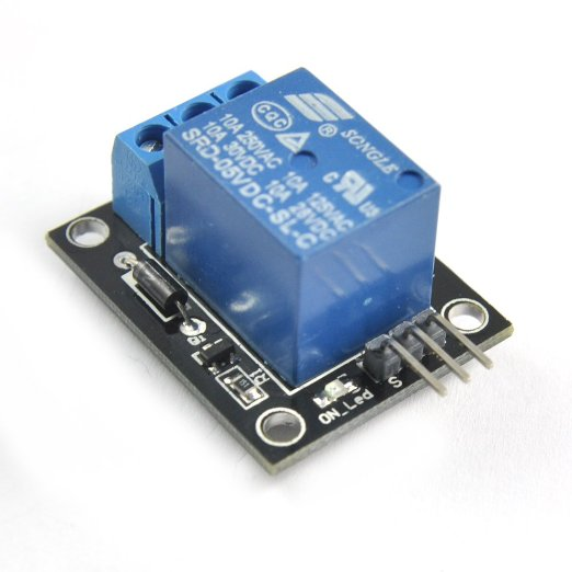 1 Channel Relay Module 5v Shield for Arduino AVR ARM PIC DSP