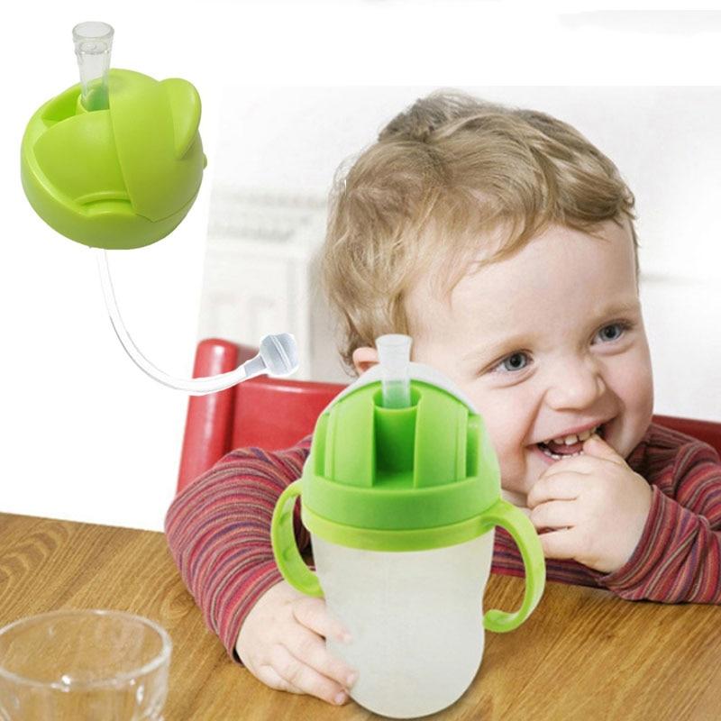 Fütterung 2 Pcs Marke Baby Flasche Grip Griff Für Natürliche Breite Mund Tomo Baby Fütterung Flasche Ändern Zu Sippy Stroh Tasse Flasche Zubehör