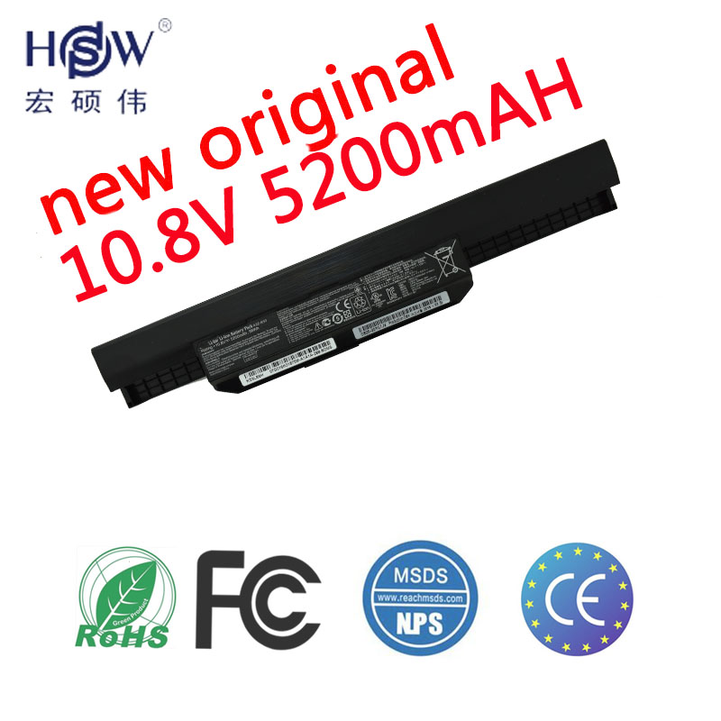 HSW Battery For Asus X54H X53U X53S X53SV X84 X54 X43 A43 A53 K43 K53U K53T K53SV K53S K53E k53J A53S A42-K53 A32-K53 19v 4 74a 90w laptop charger ac power adapter for asus x53s x53t x53u x53x x53z x54 x54c x54f x54h x54k x54l x54x x55 x550 x550a