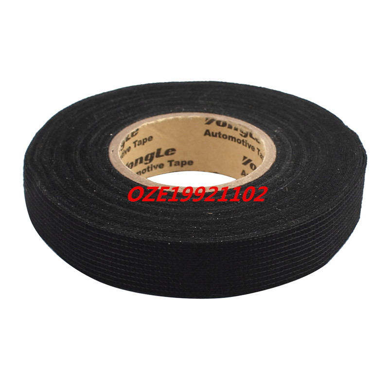 16mm Width High Temp Resistance Car Cable Insulating Adhesive Tape 15M Long temp