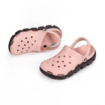 2-10y Kids Mules & Clogs Summer Eva Boys Girls Flat Sandals Breathable Soft Bottom Hollow Fashion Children's Beach Shoes Ly30 - as picture, 1