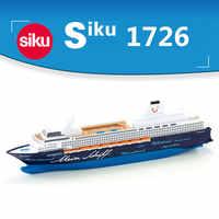 SIKU 1726 Spielzeug/DieCast modell/1:1400 Skala/Mein Schiff 1 Luxus Cruise Zivilen Schiff/Für Kinder der Geschenk/Pädagogisches Sammlung