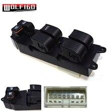 WOLFIGO RHD Power Master Main Window Switch for Toyota Landcruiser Prado 95 Camry Echo 8482060080,84820-60080 New