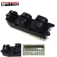 WOLFIGO RHD Power Master Main Window Switch for Toyota Landcruiser Prado 95 Camry Echo 8482060080,84820 60080 New