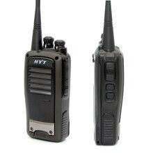 2 unités HYT TC 620 5 W Radio bidirectionnelle Portable avec batterie Li ion HYTERA TC620 UHF VHF longue portée talkie walkie