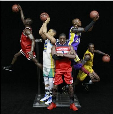 Michael Jordan Chicago BULLS Stephen Curry Kobe Wall Action Figure Toy PVC 1:9 Collection Model Dolls Action Figure ToysMichael Jordan Chicago BULLS Stephen Curry Kobe Wall Action Figure Toy PVC 1:9 Collection Model Dolls Action Figure Toys