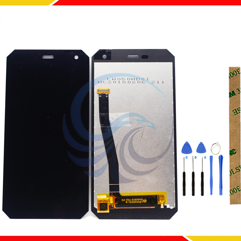 100% Tested LCD Display Screen For NOMU S10 LCD Display With Touch Screen Complete Assembly