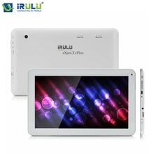 IRulu expro X1 ПЛЮС 10.1 дюймов Android 6.0 Планшеты 4 ядра Встроенная память 8 ГБ 1024×600 HD Планшеты PC gms Сертифицированный Bluetooth, Wi-Fi