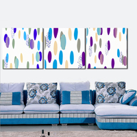 Simple Abstract Color Art High Definition Canvas Photo Print Home Decoration Living Room Wall Art Painting