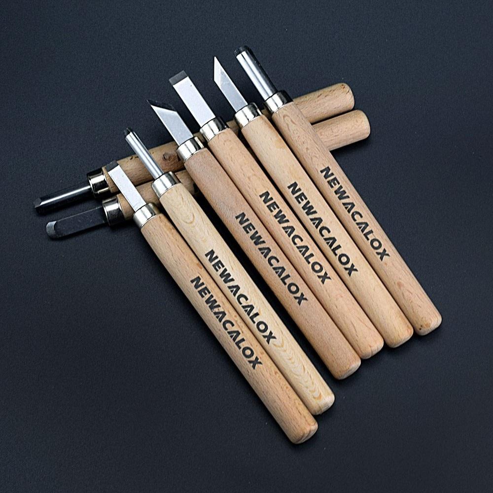 NEWACALOX 8tk puulõike nuga Scorper puulõike tööriista lõikur - Käsitööriistad - Foto 4
