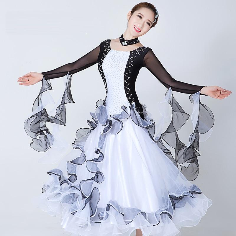 Plus size white ballroom dresses