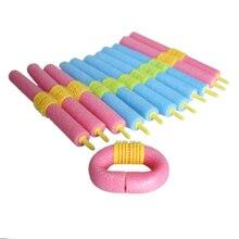 Curlers-Tool Curl-Hair Sponge Hair-Curling DIY 12/24pcs