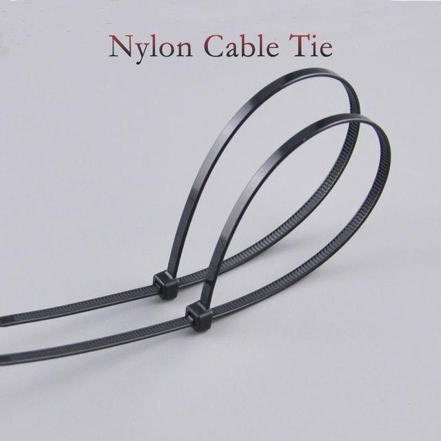 100pcs Nylon Cable Ties 10*650 Nylon Drawstring Self Locking Cable ...