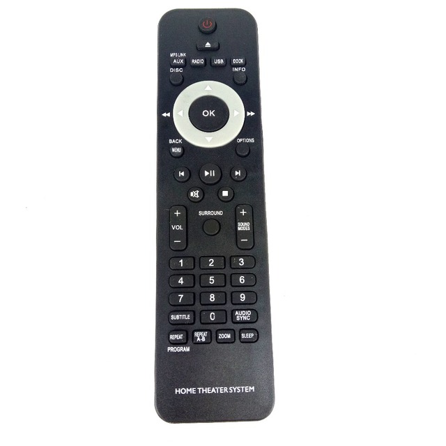 New Universal Remote Control For Philips Theater System Romoto Controller Fernbenung