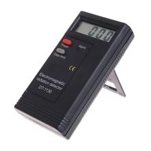 Electromagnetic Radiation Detector LCD Digital EMF Meter Dosimeter Tester DT1130 Tool professional lcd digital electromagnetic radiation detector emf meter dosimeter tester radiation measurement tool