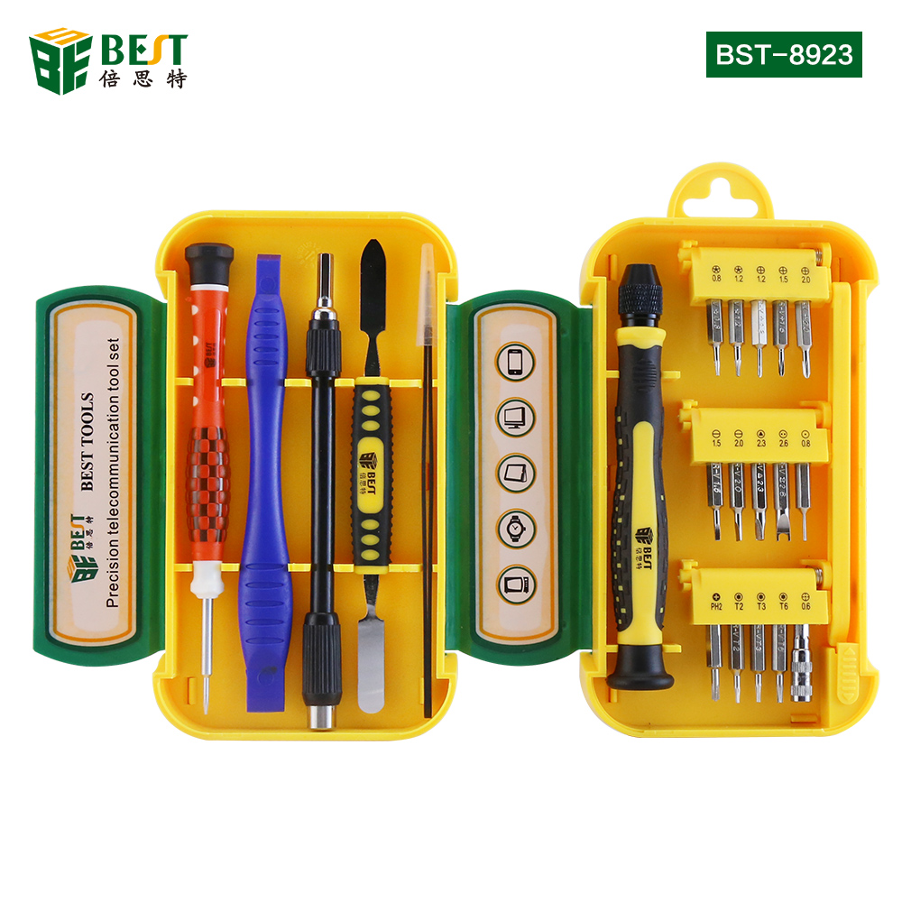 21 in 1 Multi-Function Precision Screwdriver Set for Cell Phone Repair Tool Kit