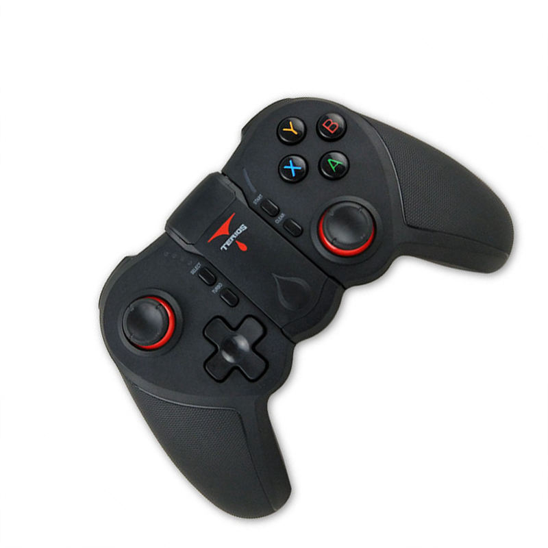 Image 3 - T 12 Bluetooth Gamepad Wireless Controller Joystick Gamepads With Phone Holder For Android Ios Pubg Smartphone Games Remote Co-in Gamepads from Consumer Electronics