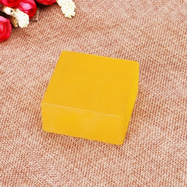 100g 100% HandMade Whitening Peeling Glutathione Arbutin Honey Kojic acid Soap 5