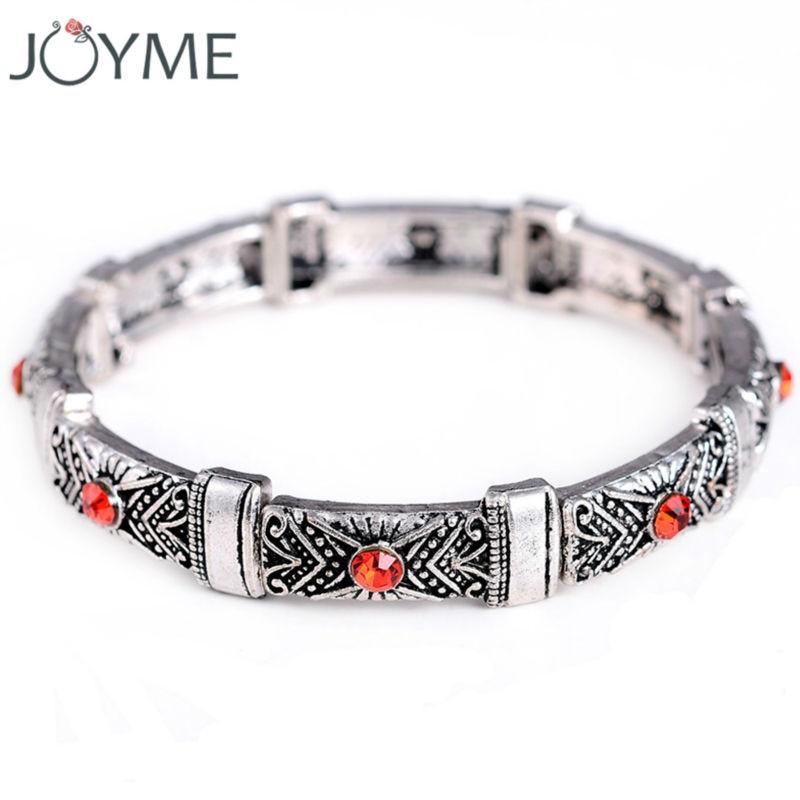 aliespress new women vintage stretch bracelets bangles. Black Bedroom Furniture Sets. Home Design Ideas