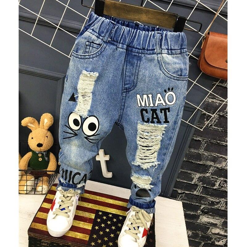 KIDS TALES Poiste teksapüksid 1