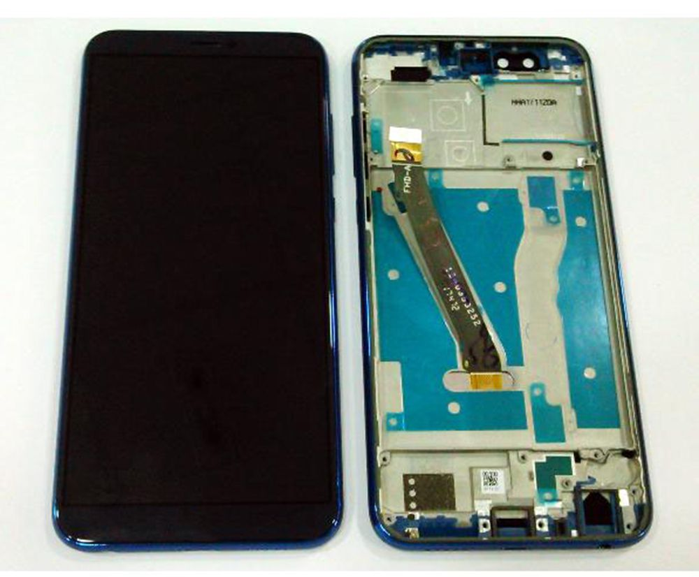 For Huawei Honor 9 Lite LLD-L31 LLD-AL10 LLD-TL10 Lcd Screen Display +Touch Glass Digitizer Frame Full Set assembly honor9 lite