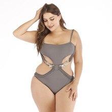 Большой размер купальник женский цельный размера плюс купальник цельный купальный костюм большой размер купальники пляжная одежда