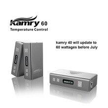ต้นฉบับKamryควบคุมอุณหภูมิEcigสมัย60วัตต์กล่องสมัยTC Vaporizer Kamry 60 TC kamry 40 Mods