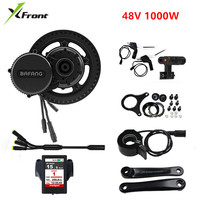 New Bafang bbsHD 48V 1000W 68/100/120mm Ebike Electric bicycle Motor 8fun drive Electric bicycle conversion kit Brushless Engine