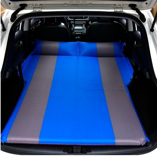 Надувной матрас для автомобиля SUV, кровать для кемпинга, надувной матрас для автомобиля, влагостойкая Подушка, надувной матрас для путешест...
