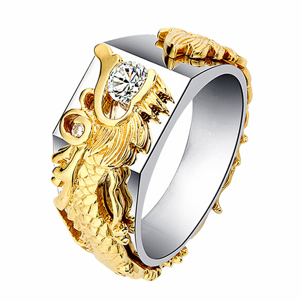 Dragon Ring Personality...