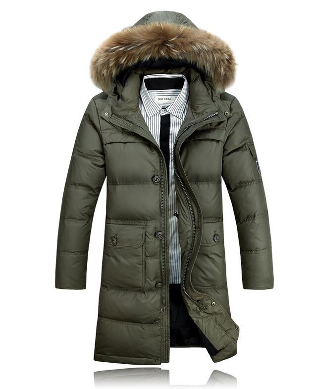 Heavy Winter Jackets For Men | Fit Jacket