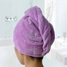 Impressive Hair Drying Towel