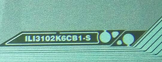 ILI3102K6CB1 S New COF IC Module