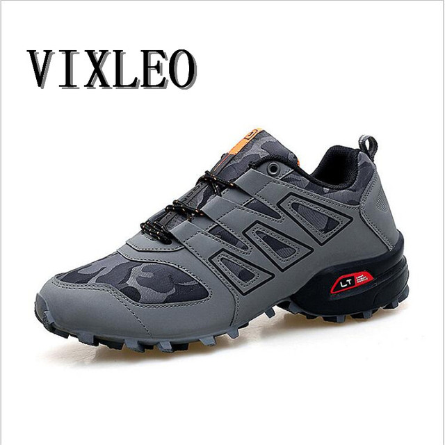 b88b27e3e VIXLEO New Running Shoes for Men Trail Shoes Sport Men Sneakers Jogging  Shoes Tennis Speed 3 Cross Athletic Shoes Size 39-46