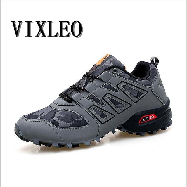 388a546ff VIXLEO nuevos zapatos para correr para hombres Trail Shoes deporte hombres  zapatillas Jogging zapatos tenis velocidad