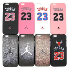 Fashion Michael Jordan 23 Chicago Hard Plastic Cases Ultra Thin Back Cover for Apple iPhone 5