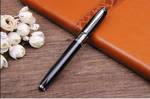 Офисная деловая металлическая ручка вращающаяся абсорбирующая